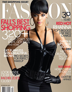 Fashion October 2007. Why not?