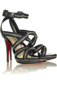 Rodita zip platforms.  Original price $835, Now $584.50