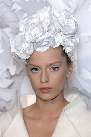 Chanel - Floral Headress