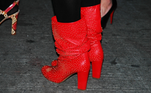 J'adore... Chloe boots