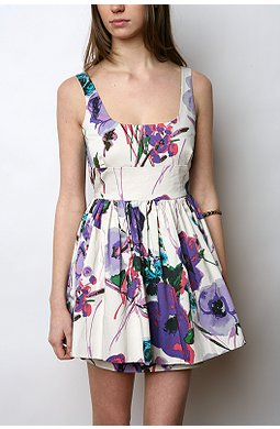Cupcake dress $88CA. Available online only at UrbanOutfitters.com