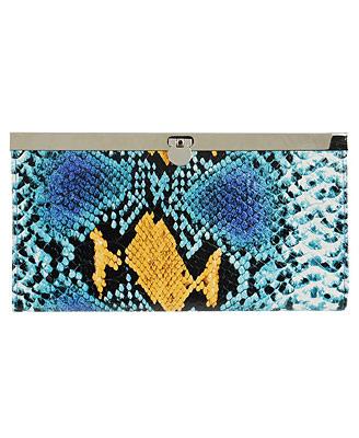 Forever21 reptile skn wallet $9.50US