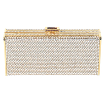 Judith Leiber gold cluthc $1675CA at Holt Renfrew