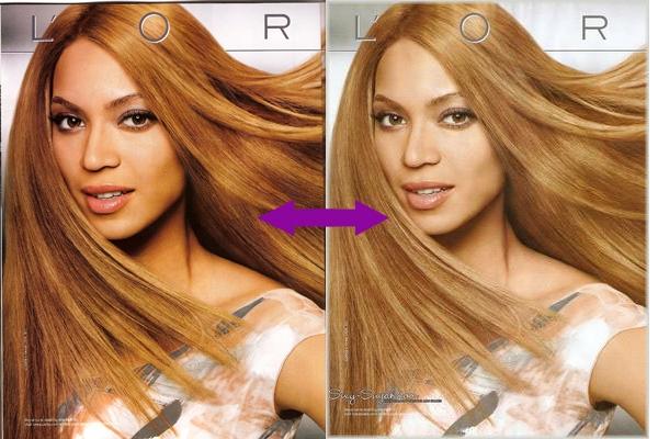 Beyonce for L'Oreal