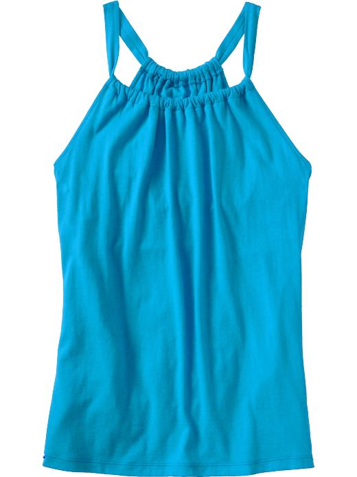 Old Navy suspended halter top $13US