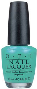 OPI nail polish in Dominant Jeans