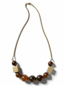 Banana Republic chunky beaded necklace $59USD