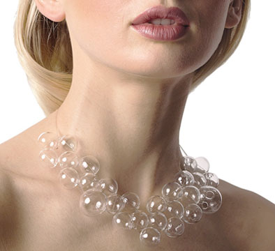 Bubble Necklace by Marina and Susanna Sent $115USD at MoMA