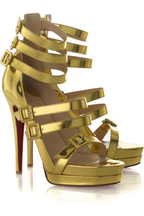 Christian Louboutin Differe 140 sandals