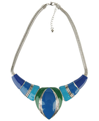 Forever 21 artisan plate necklace $10.80CAD
