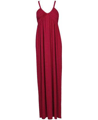 Forever 21 fab braid strap maxi dress $17.50CAD
