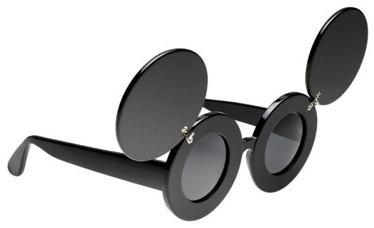 a3d051f9028 As Seen in Lady Gaga s  Paparazzi  video  Flip-up Sunglasses