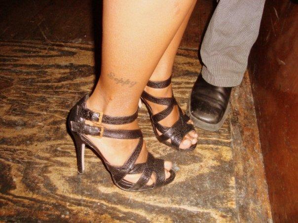 me shoes