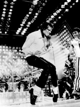Michael Jackson Toe Stand