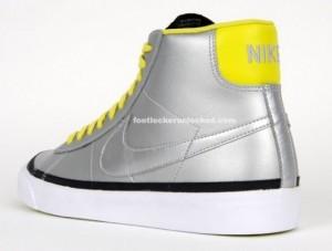 Nike Blazer Mid Electrolime