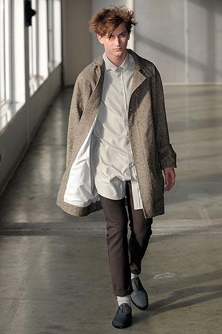 Patrick Ervell Fall 2009