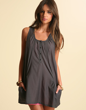 Vero Moda layered vest dress L34.99 at ASOS