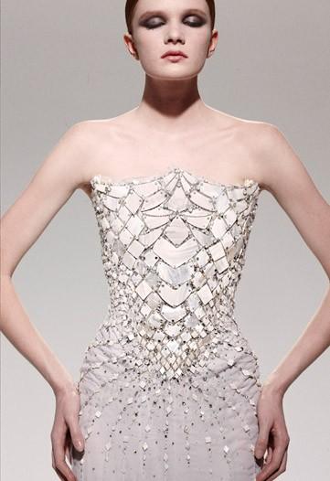 Roberto Cavalli evening dress