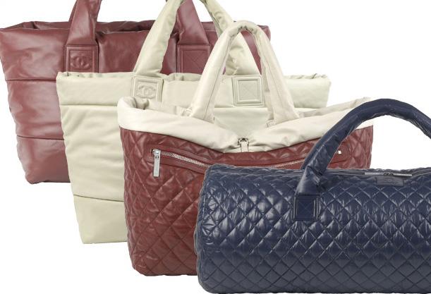 Chanel Coco Cocoon bag