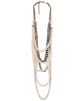Forever 21 assorted strand necklace $17.80CAD
