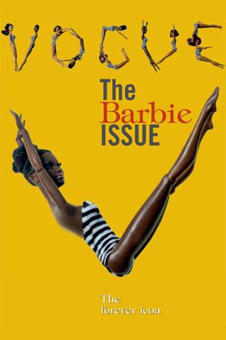 Voge Italia The Barbie Issue