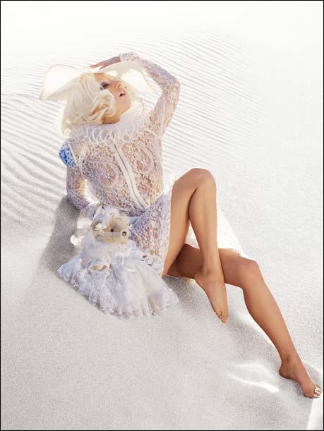 Lady Gaga in Givenchy