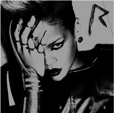 Rihanna's album cover
