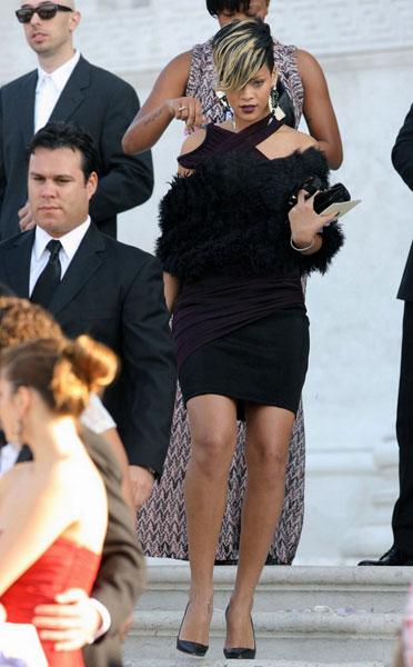 Rihanna in Venice
