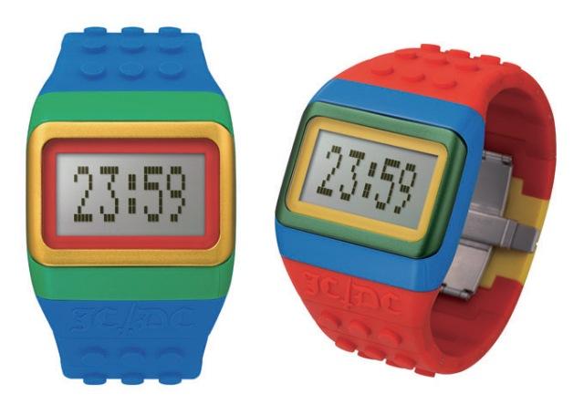 Jean-Charles de Castelbajac Lego watch