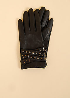 Mango studded gloves $69.90USD