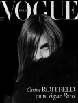 3. Carine Roitfeld steps down as EIC of Vogue Paris