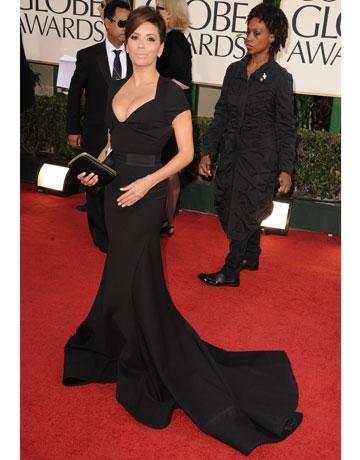 eva longoria dresses 2011. The Best Dressed: Eva Longoria