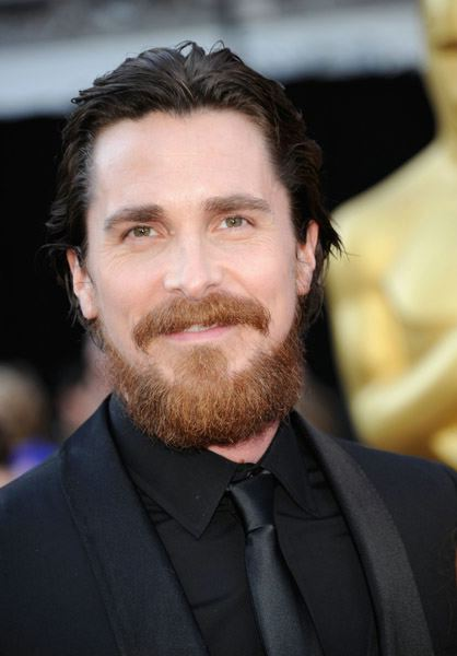 The Worst Dressed: Christian Bale's Beard 2011 Academy Awards