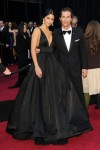 The Best Dressed: Camilla Alves 2011 Academy Awards