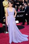 The Best Dressed: Mila Kunis 2011 Academy Awards