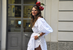 Anna Dello Russo photographed by Tommy Ton
