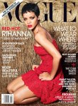 Rihanna November 2012 Vogue Cover in Valentino