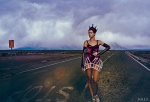 Rihanna November 2012 Vogue Magazine